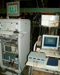 Measuring PCs and instruments